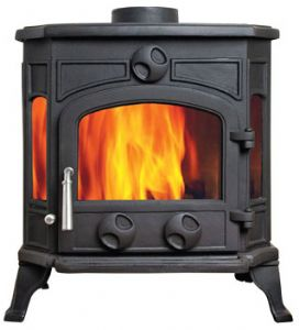 Panoramic 7 Multifuel Stove
